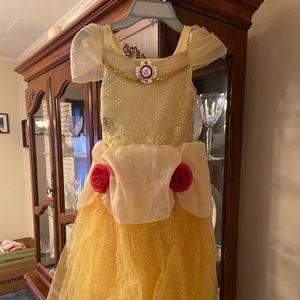 NWOT Disney store belle costume